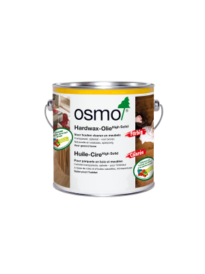 Osmo Hardwaxolie 3040 Wit Farbig
